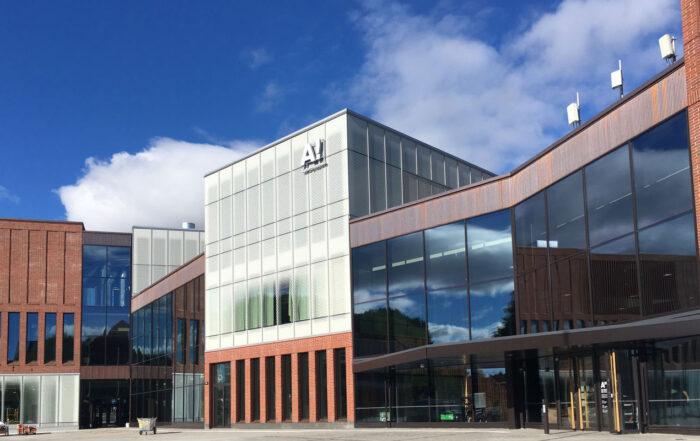 محوظه دانشگاه آلتو فنلاند