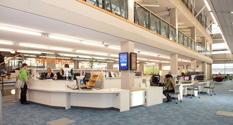 کتابخانه دانشگاه شفیلد