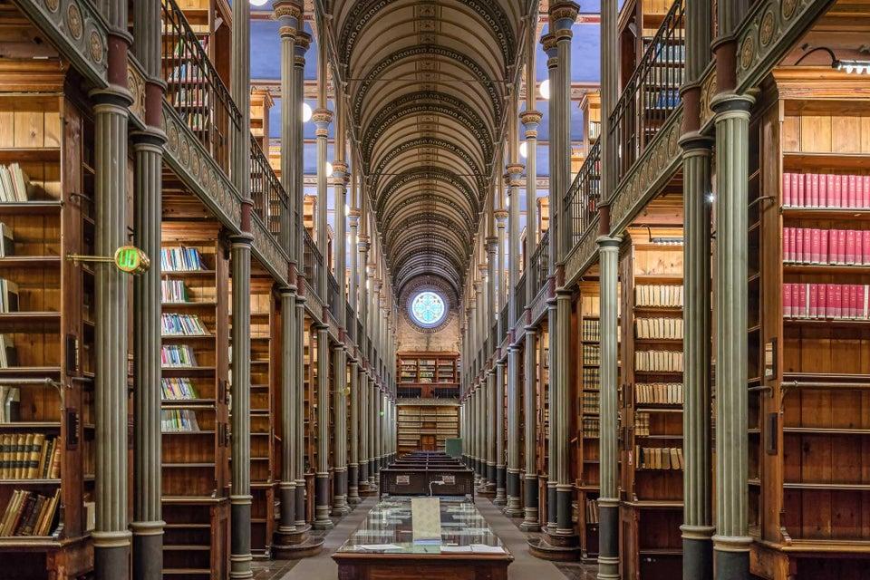 کتابخانه دانشگاه کپنهاگ