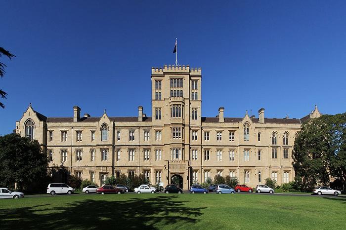 دانشگاه ملبورن استرالیا