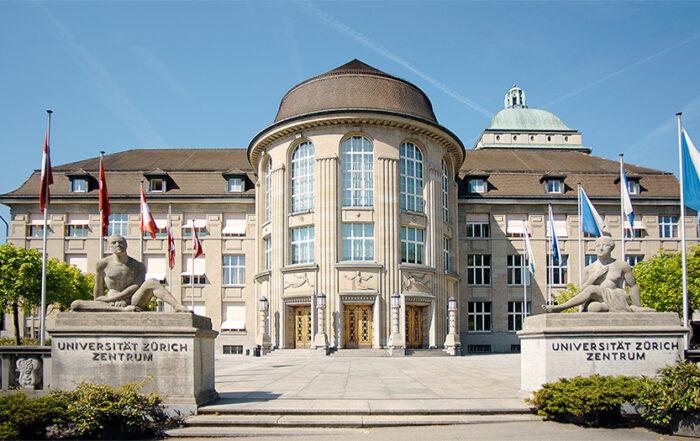 دانشگاه زوریخ سویس