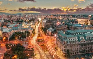 زندگی در رومانی