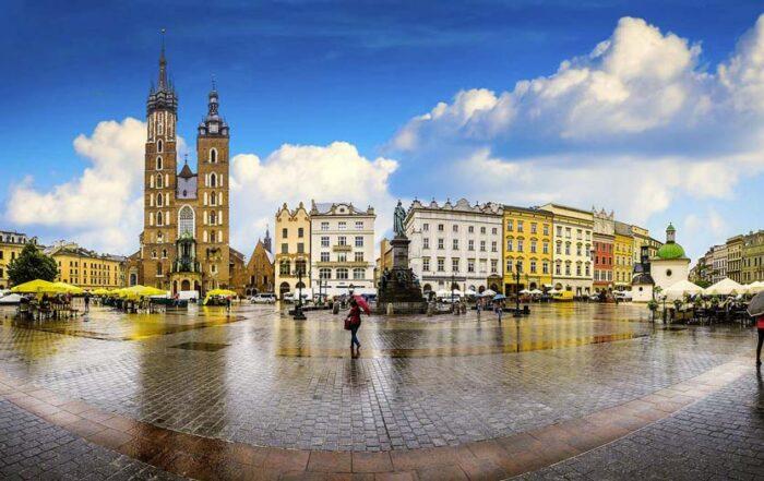 زندگی در لهستان