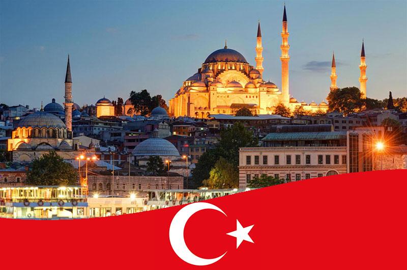 دوره زبان ترکی در استانبول