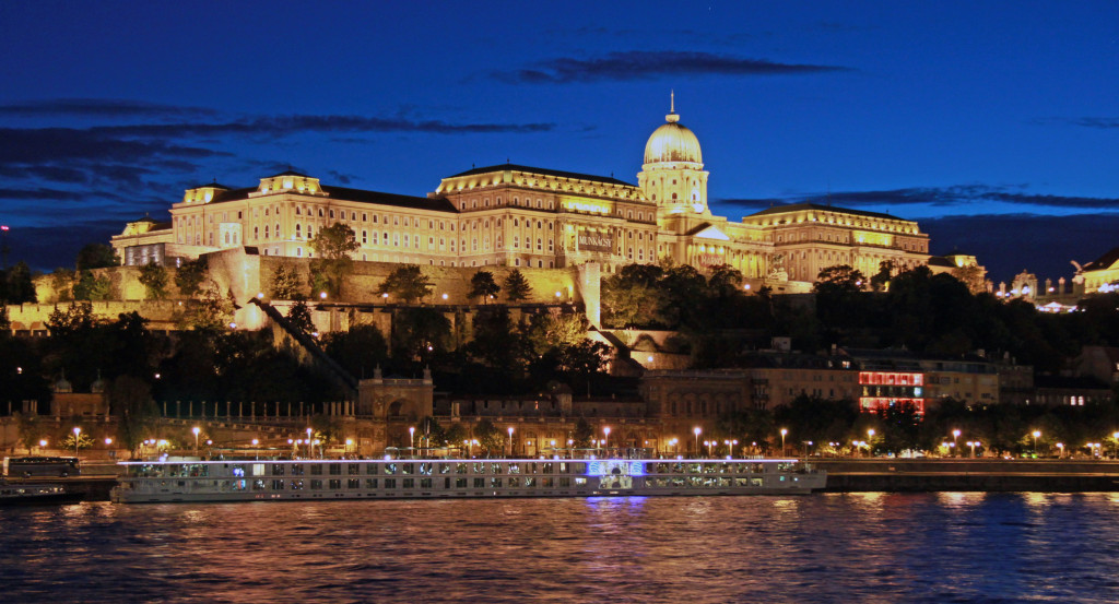 قلعه بودا در مجارستان
