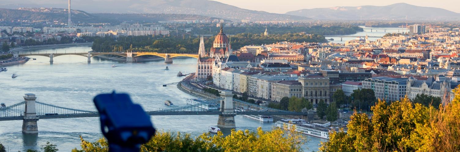جزیره مارگارت در بوداپست