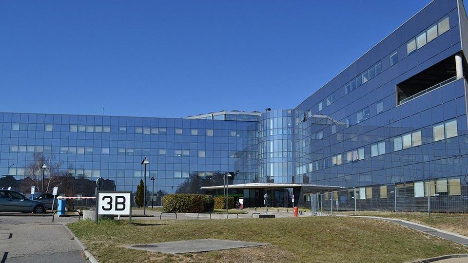 مرکز بیمارستانی Centre Hospitalier Lyon Sud در لیون فرانسه