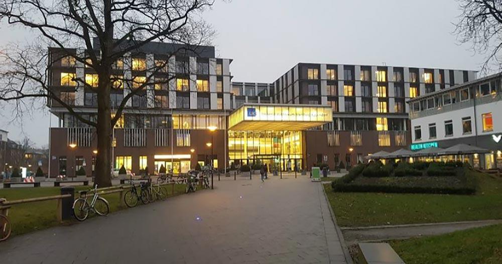 مهاجرت پرستاران بدون مدرک زبان به آلمان در بیمارستان Hospital Hamburg